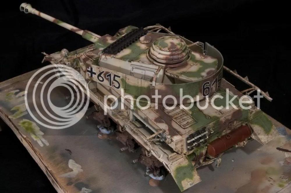Pz.Kpfw.IV Ausf.H/zimmerit III. rész (4/4)