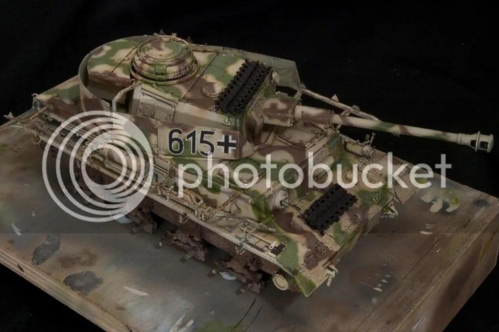 Pz.Kpfw.IV Ausf.H/zimmerit III. rész (2/4)