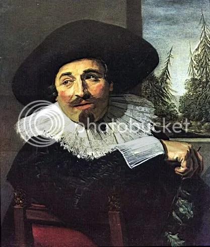 1626 Isaac Abrahmsz Massa Frans Hals