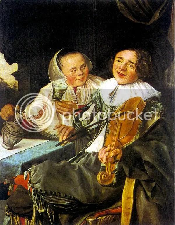 1630 Det glada paret