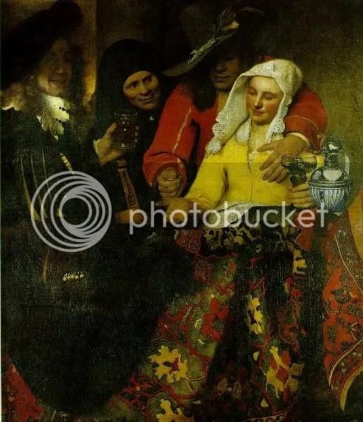 1656 Kopplerskan Vermeer
