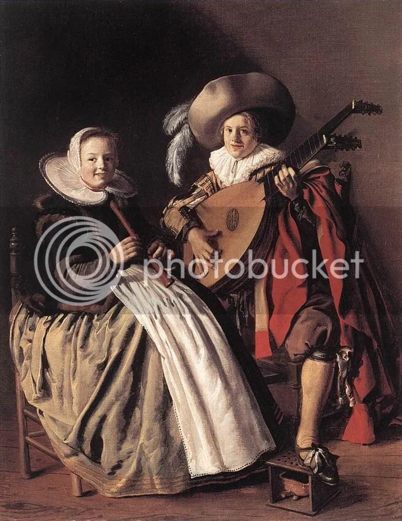 ca 1630 Duetten Molinaer