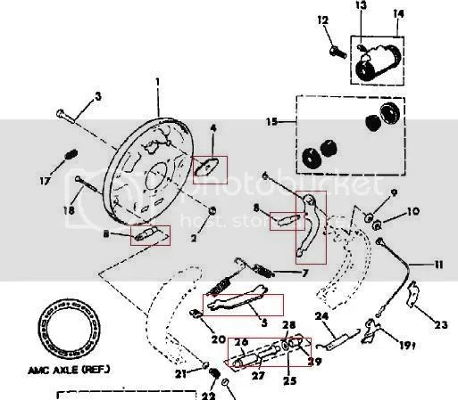 Jeep Cj7 Rear Axle Diagram, Jeep, Free Engine Image For