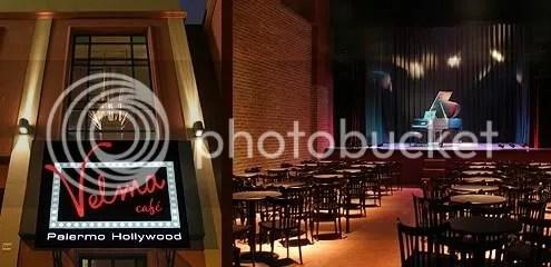Noche Bohemia en Velma Cafe