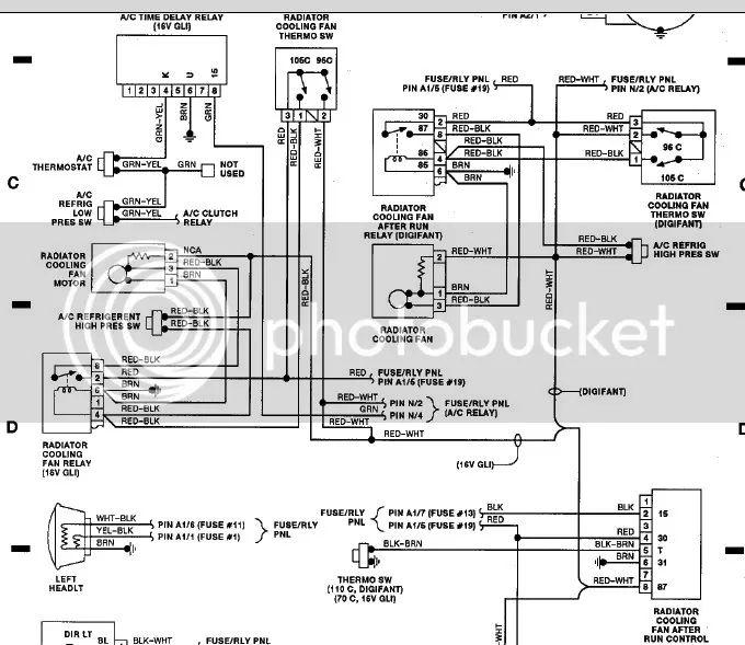 audi a4 a c wiring diagram