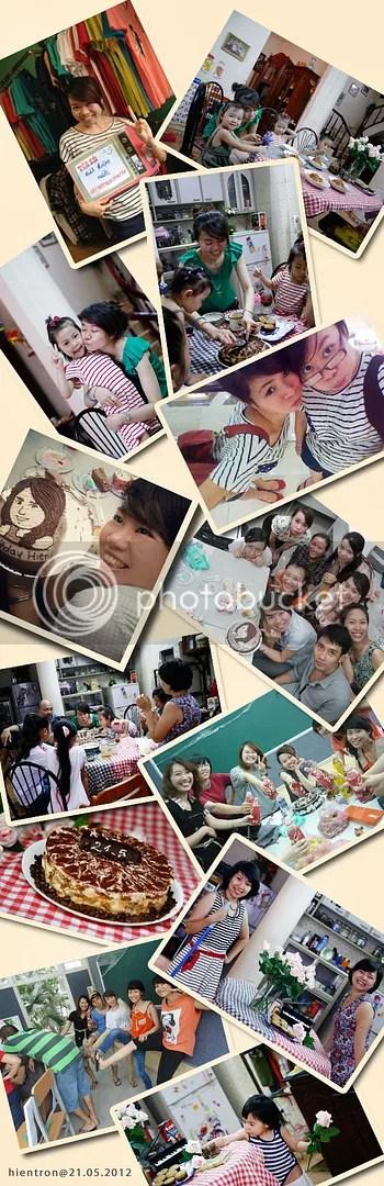 Hientron's birthday 2012