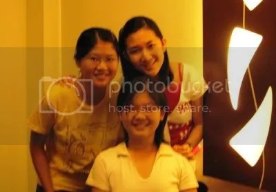 Hui Chyi, Chai Teak and me