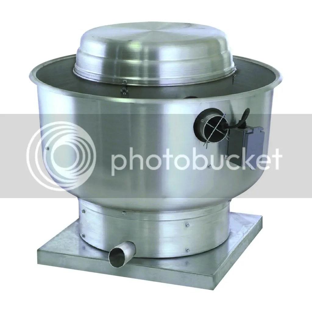 6 Foot Restaurant Exhaust Hood Ventilation System  eBay