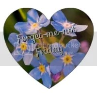 Forget-me-not-Friday