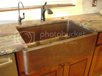 Copper sink - pros and cons?