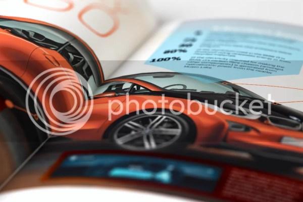 BMW Advertorial detail