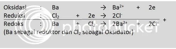 reduksi oksidasi