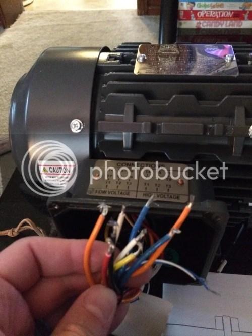 small resolution of please help vfd wiring bladeforums com 208 230v single phase wiring kbac 27d vfd wiring
