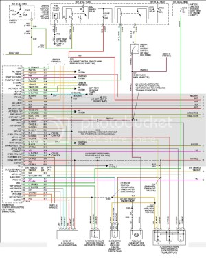 Power Stroke 60L Engine Wiring Diagram  Ford Powerstroke
