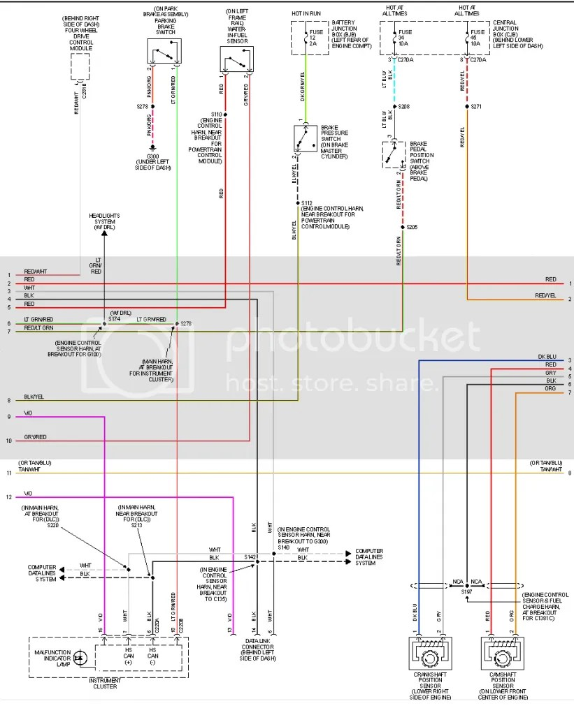 Power Stroke 6 0l Engine Wiring Diagram