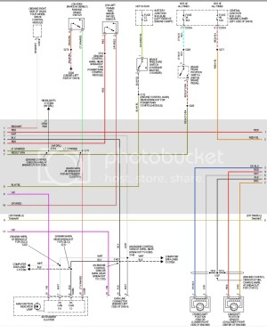 Power Stroke 60L Engine Wiring Diagram  Ford Powerstroke