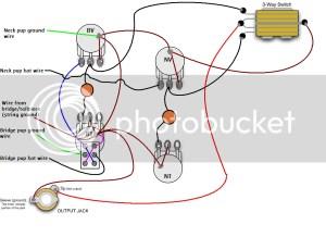 PushPull wiring help please? | My Les Paul Forum