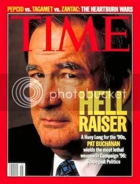 Pat Buchanan Time magazine