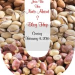 Nuts About ?? Blog Hop is Coming