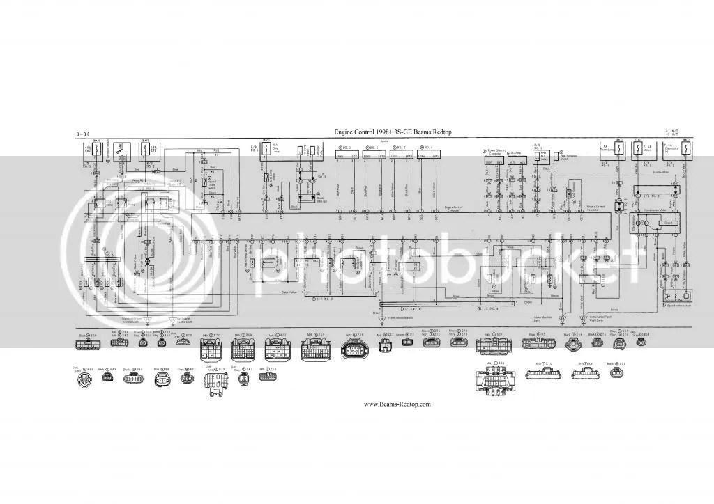 Toyota Altezza Wiring Diagrams Engine Diagram | Beams Engine Wiring Diagram |  | Wiring Diagram