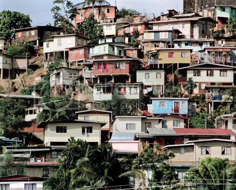 Slums. Pictures, Images and Photos