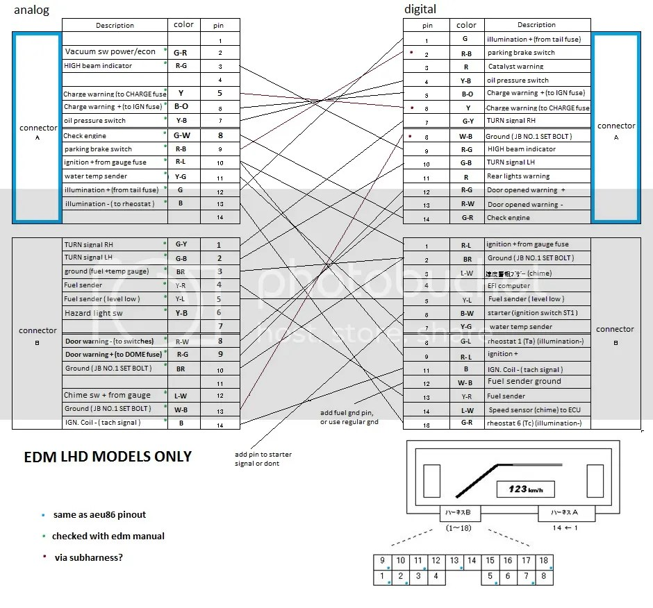 medium resolution of wiring digital tachometer