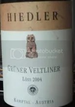 pretend the picture is of a bottle from 2007.  also pronounce gruner veltliner, it's fun!