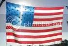 christian american flag