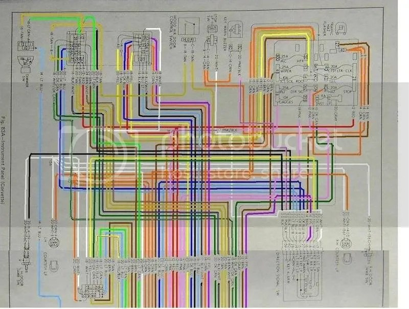 Wiring Diagram Moreover 1970 Corvette Wiring Diagram On Wiring