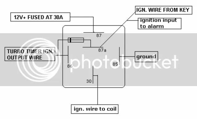 turbo timer wiring diagram blitz dual turbo timer wiring diagram  aftermarket installation documents greddy hks
