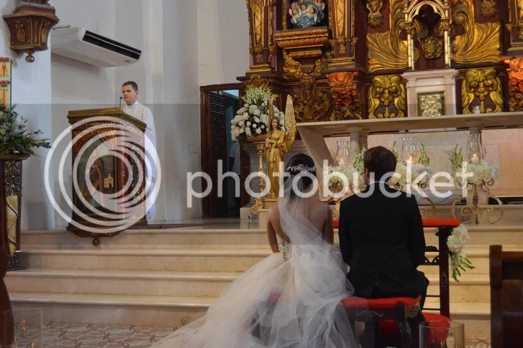 Colombian Wedding Ceremony