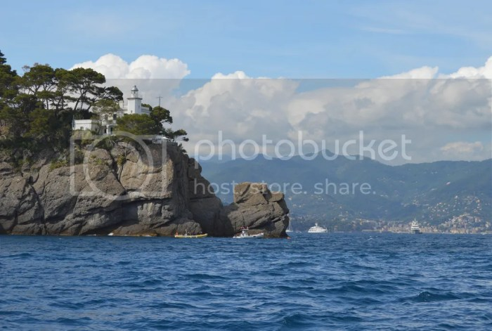 Rugged Coast, Italian Riviera