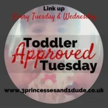 #ToddlerApprovedTuesday