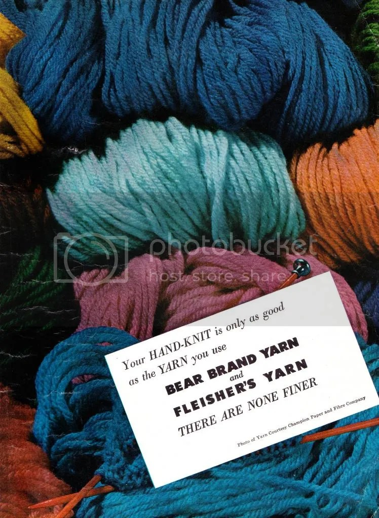 chloeheartsowls.com vintage yarn ads