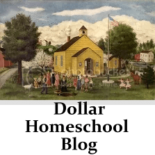 Dollar Homeschool Blog