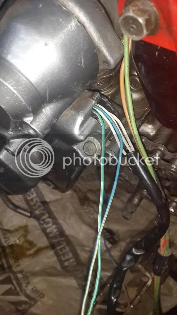 Klr 600 Fan And Ignition Wiring Kawasaki Klr 650 Forum