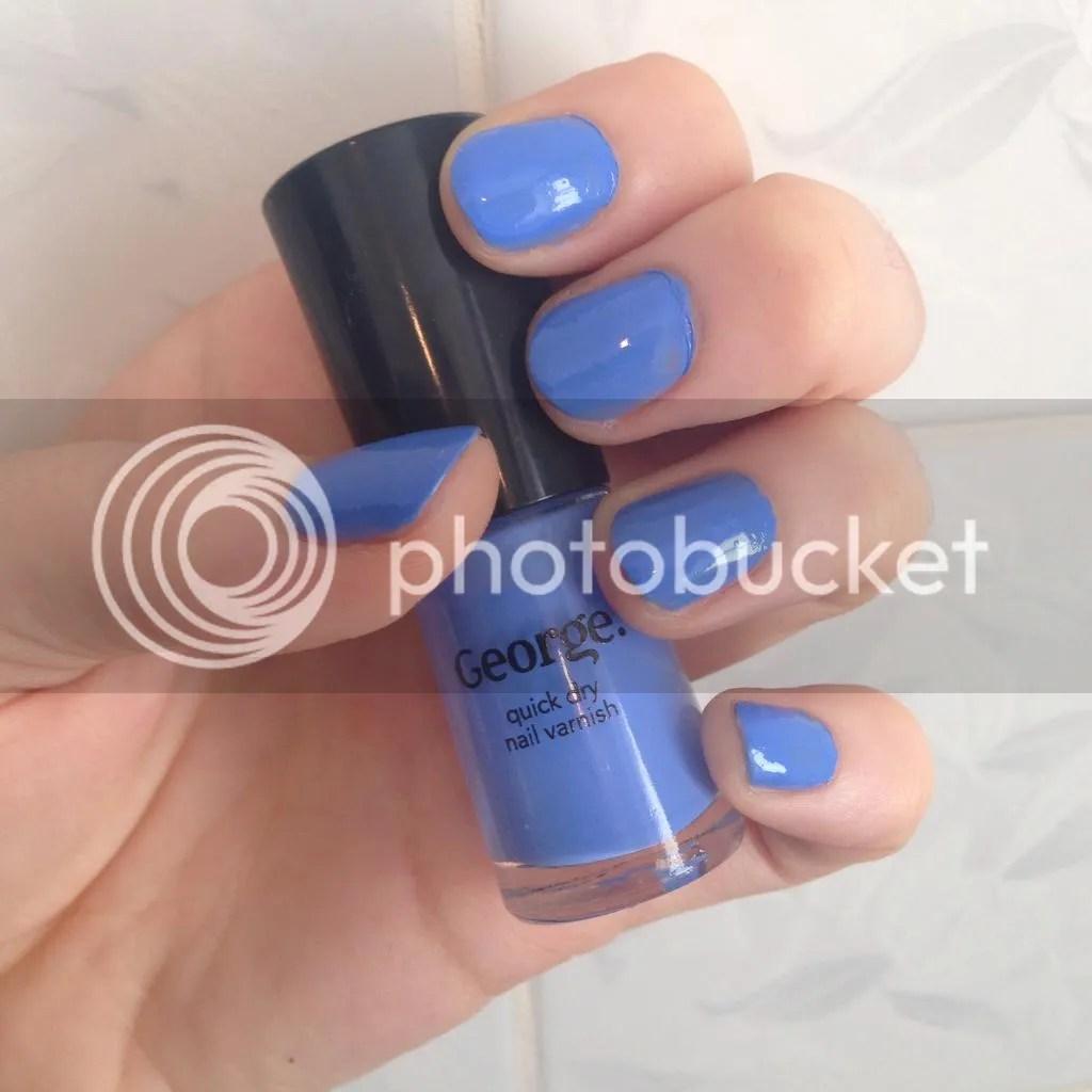 asda nail polish