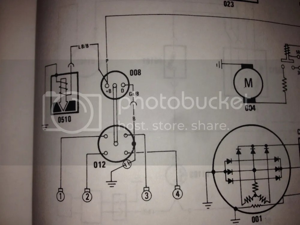 medium resolution of fiat x19 1300 wiring diagram