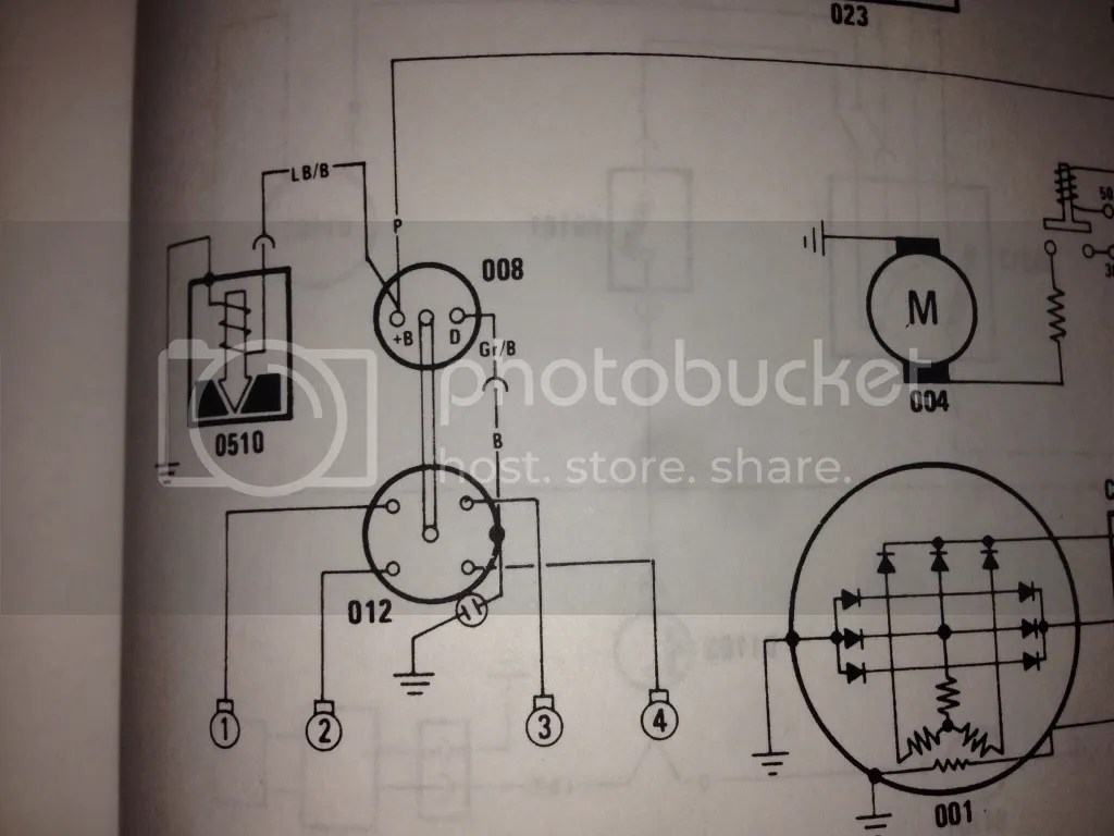 hight resolution of fiat x19 1300 wiring diagram