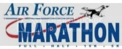 2015 Air Force Marathon...the birthday party that wasn't...