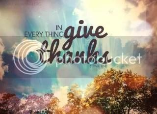 Thanksgiving!!