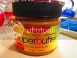 SuperButter Original Crunchy Seed Butter
