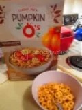 Trader Joe's Pumpkin O's