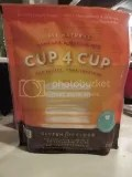 Cup 4 Cup All Natural Gluten Free Pancake & Waffle Mix