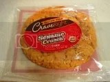 CraveRight Gluten Free Sesame Crunch Cookie