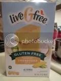Aldi liveGfree Gluten Free Cornbread Mix