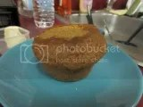 Jac's Bakeshop and Bistro Pumpkin Pecan Muffin (unwrapped)