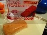 Qrunch Cinnamon-Vanilla Toastables