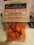 Whitney's Castleton Gluten Free Cheddar Crisps