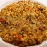 Bountiful Pantry's Risotto with Garden Vegetables